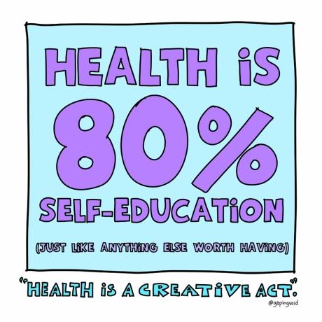 health-creative-80-percent-self-education.jpg