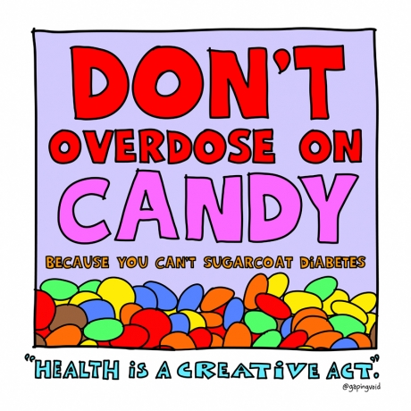 health-creative-don't-overdose-on-candy-sugarcoat.jpg