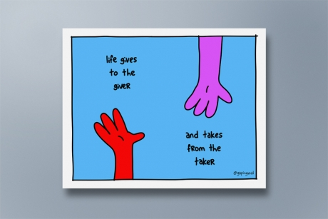 life-gives-to-the-giver-metal-print-mockup.jpg