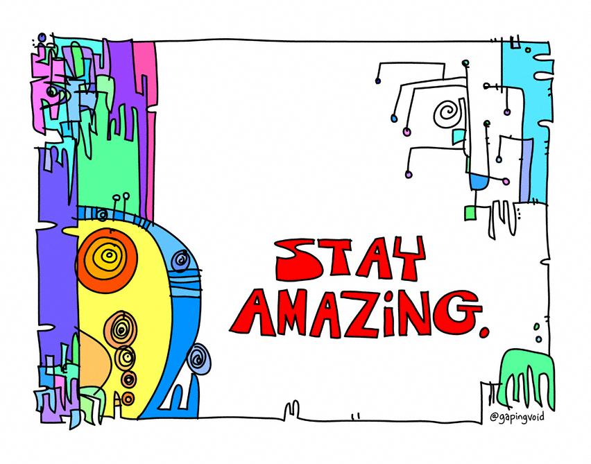 Stay amazing jpg